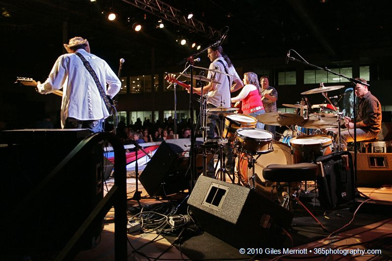 Opening for The Nitty Gritty Dirt Band – Edson 2010
